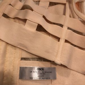 ASOS Other - Nude T-shirt Corset. - for small chest